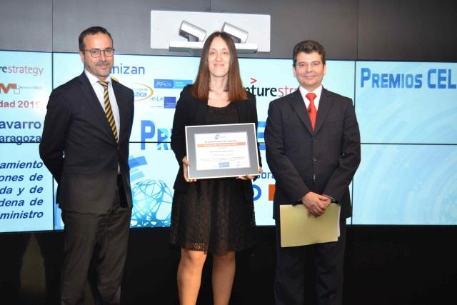 Lorena Polo premiada en web