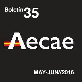 Imagen destacada del boletín número 35 de AECAE