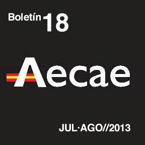 Imagen destacada del boletín sectorial AECAE número 18