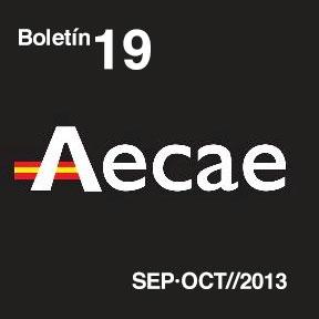 Imagen destacada del boletín sectorial AECAE número 19