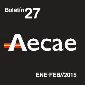 Imagen destacada del boletín sectorial AECAE número 27