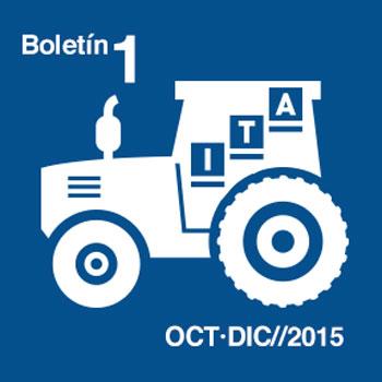 Imagen destacada del boletín 1 de maquinaria agrícola de ITAINNOVA