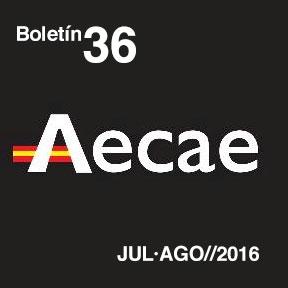 Imagen destacada del boletín sectorial AECAE número 36