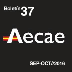 Imagen destacada del boletin 37 de AECAE