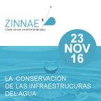 El clúster para el uso eficiente del agua (ZINNAE) organiza una jornada en ITAINNOVA