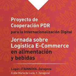 Jornada sobre logística y e-commerce en alimentación y bebidas