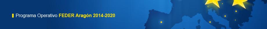 Imagen relativa al Programa Operativo FEDER Aragón 2014-2020