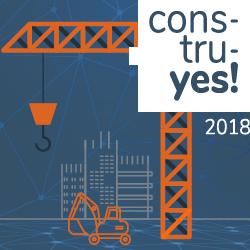 Construyes! 2018 | La digitalización de la maquinaria para la construcción: un futuro muy presente