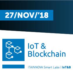 Inauguración del IoT & Blockchain ITAINNOVA Smart Lab